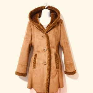 St. John's Bay Winter Coat with hood